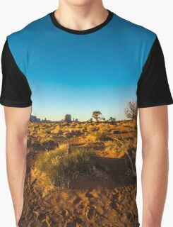 Monument Valley branch Graphic T-Shirt