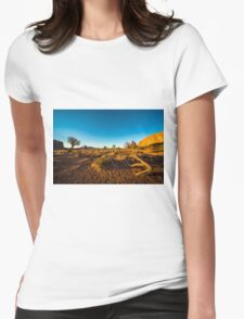Monument Valley branch Womens T-Shirt