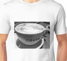 COFFEE AT COSTA Unisex T-Shirt