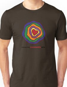 Hillman City community heart Unisex T-Shirt