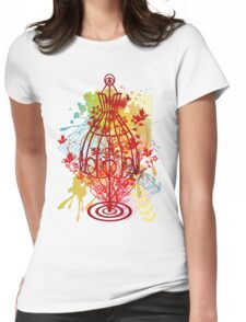 Coppelia Womens Fitted T-Shirt