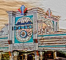 Marietta Diner by GalleryThree