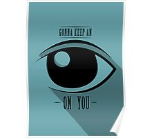 An Eye, On You Poster