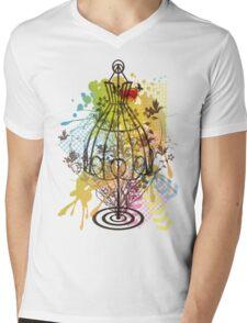 Coppelia Mens V-Neck T-Shirt