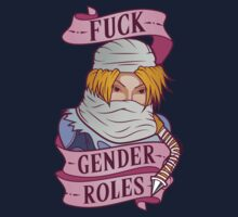 Fuck Gender Roles by thatsjustsuper