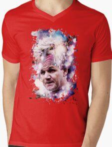 Galactic Ramsay Mens V-Neck T-Shirt