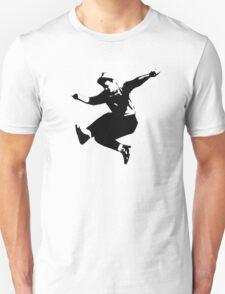 man dancing eighties new wave T-Shirt