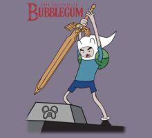 The Legend of Bubblegum - Adventure Time/Zelda crossover by jessmr1993