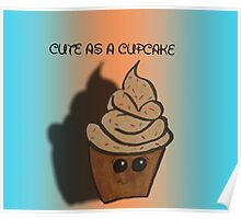 cuppy cake Poster