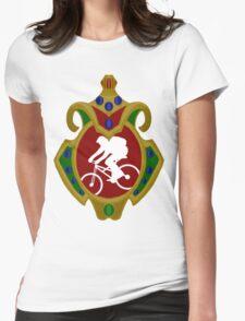 Mauritius Mountain Biking Womens Fitted T-Shirt