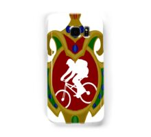 Mauritius Mountain Biking Samsung Galaxy Case/Skin