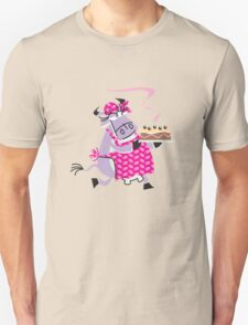 Cool Cow Knows How To Bake A Cake!!! T-Shirt