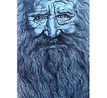 Man with beard Photographic Print