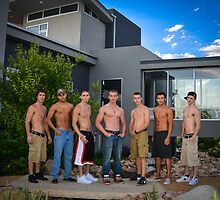 Broke Straight Boys 05 by Damian  Christopher Photography
