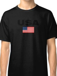USA Horizontal Classic T-Shirt