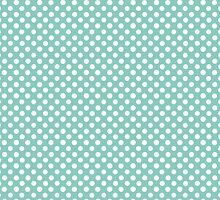 Polka Dot Blue by BuzzEdition