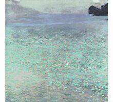 Klimt at Attersee Photographic Print