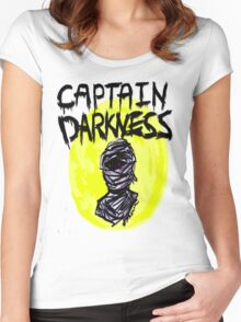 The Night Monster Women's Fitted Scoop T-Shirt