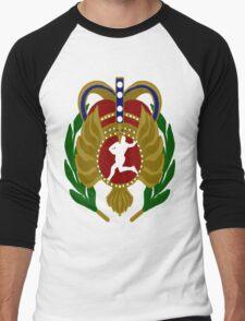 New Zealand Rugby Men's Baseball ¾ T-Shirt