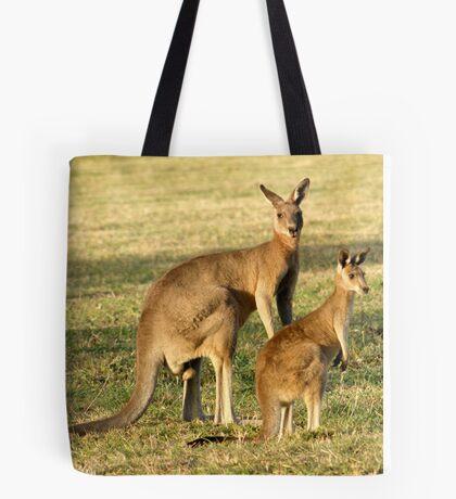 Kangaroo 4 Tote Bag