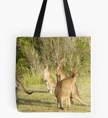 Kangaroo 5 Tote Bag