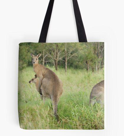 Kangaroos 6 Tote Bag