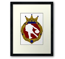 Philippine Basketball Framed Print