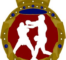 Philippine Boxing by Euvari