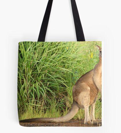 Kangaroo 9 Tote Bag