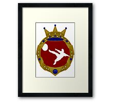 Philippine Football Framed Print
