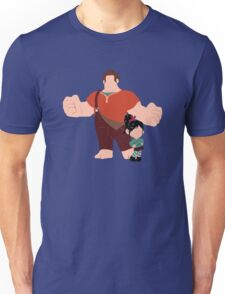 The Dynamic Duo Unisex T-Shirt