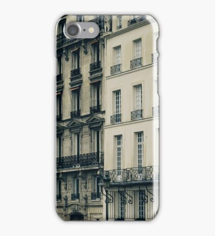 I'll be home later iPhone Case/Skin