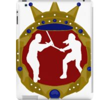 Philippine Martial Arts iPad Case/Skin