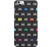 Welcome to Monsters Inc.  iPhone Case/Skin