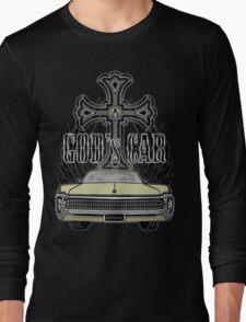 God's car Long Sleeve T-Shirt