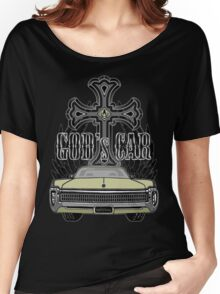 God's car Women's Relaxed Fit T-Shirt