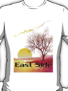 East Side Collectors Tees and Stickers T-Shirt