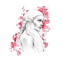 Daenerys Stormborn Photographic Print