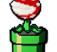 Piranha Plant by rosawithlie