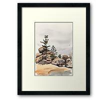 Arthur Bay, Magnetic Island Framed Print