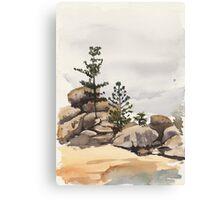 Arthur Bay, Magnetic Island Canvas Print