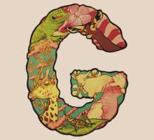 The Letter G by alphabetbyjason