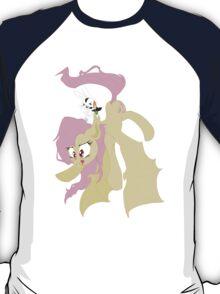 Flutterbat and Angel-Bunnicula T-Shirt
