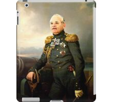 """Sir Bill """"No One Will Ever Believe You"""" Murray iPad Case/Skin"""