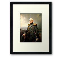 "Sir Bill ""No One Will Ever Believe You"" Murray Framed Print"