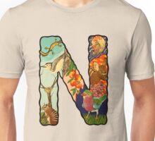 The Letter N Unisex T-Shirt