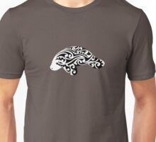 Tribal manatee Unisex T-Shirt