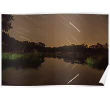 Stars over Dunns Swamp Poster