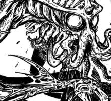 Lovecraftian Horror Sticker
