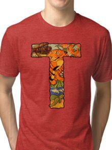 The Letter T Tri-blend T-Shirt